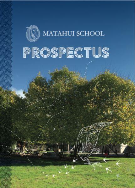 Matahui School Prospectus